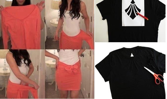 Long-sleeve-Shirt-into-Wrap-Skirt
