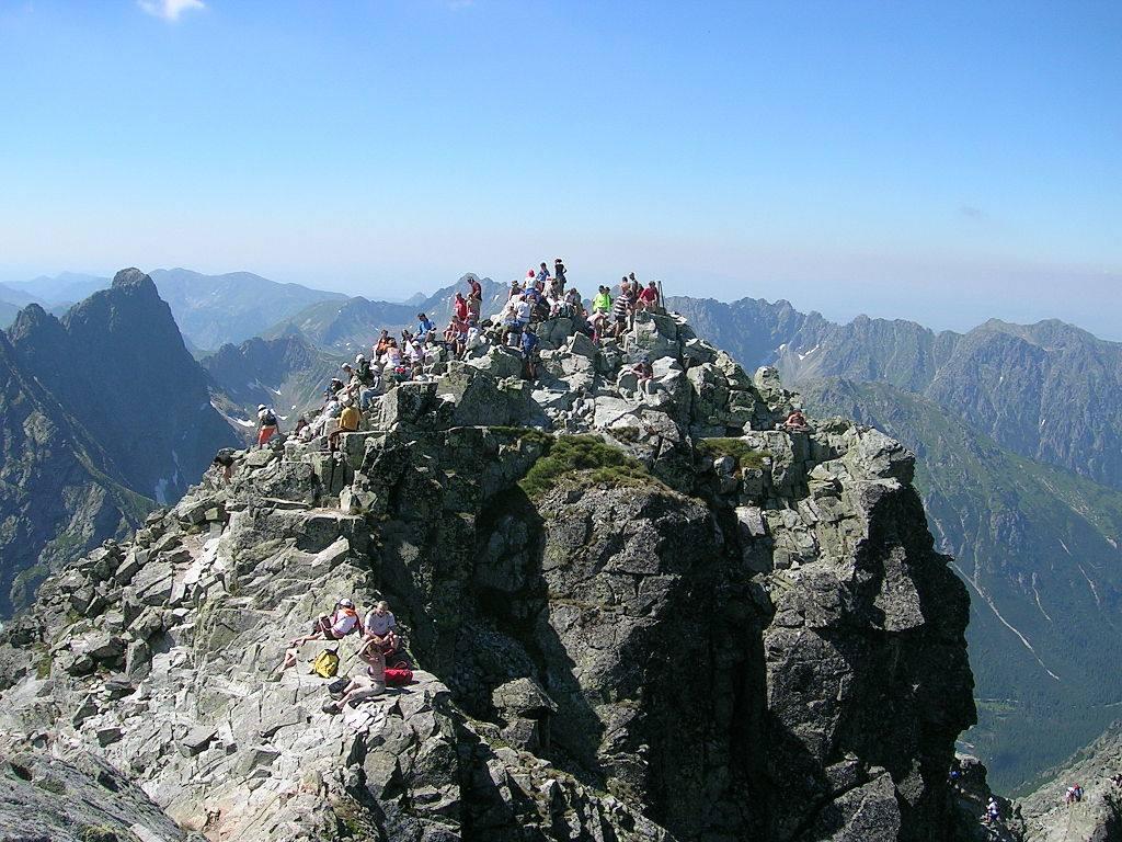 Aký vrch sa nachádza na obrázku?