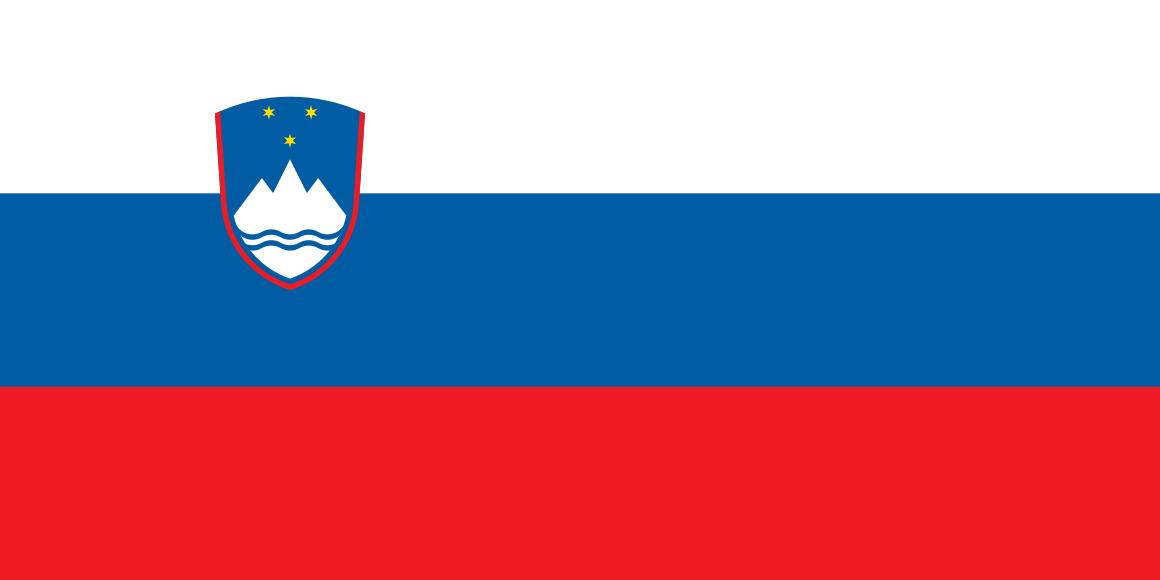 1. Aké je hlavné mesto Slovinska?
