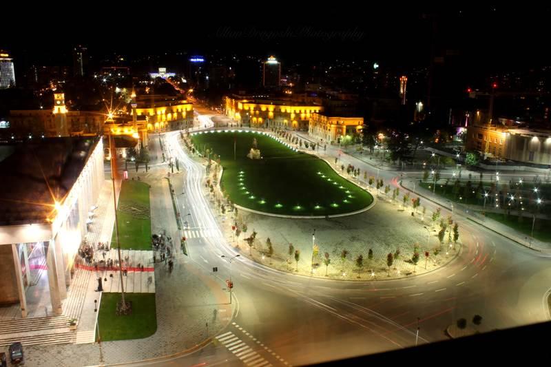 12. Tirana je hlavným mestom: