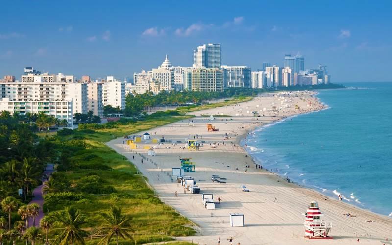 5. Snáď každý Američan by chcel mať villu na Floride. Okrem krásnych pláží tu môžeme nájsť aj nádherný národný park Everglades. Aké je jej hlavné mesto?