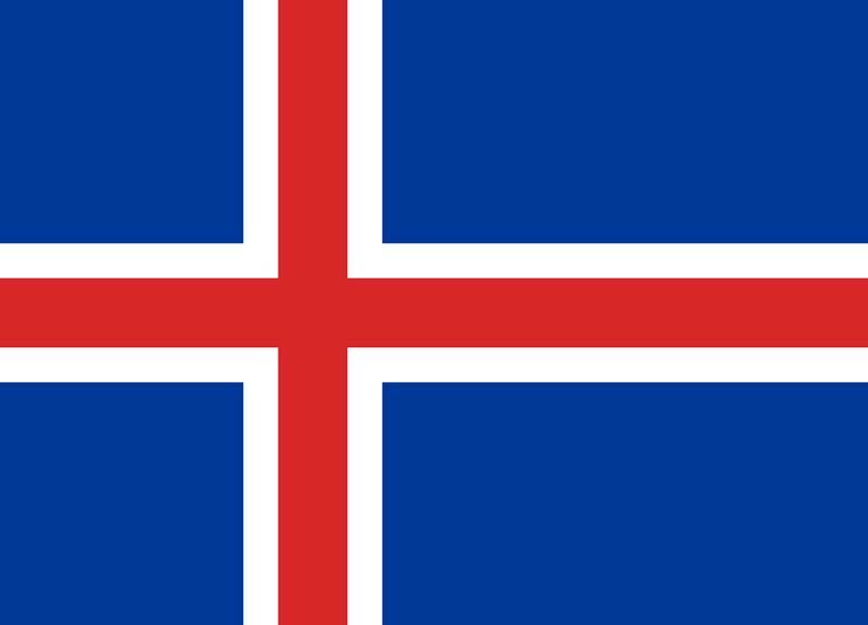 5. Hlavným mestom Islandu je: