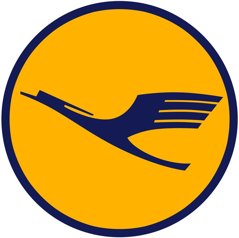 Ktorá letecká spoločnosť má takéto logo?