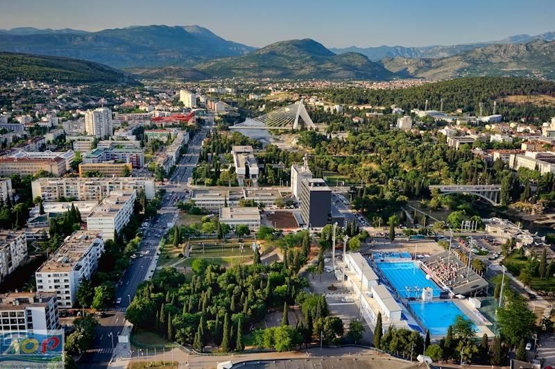 4. Podgorica je hlavné mesto: