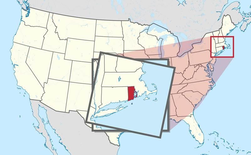 11. Najmenším zo všetkých amerických štátov je Rhode Island. Jeho hlavné mesto je: