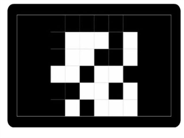 Poslednýkrát sa zamyslite nad pozíciami bielych štvorcov a potom stlačte OK