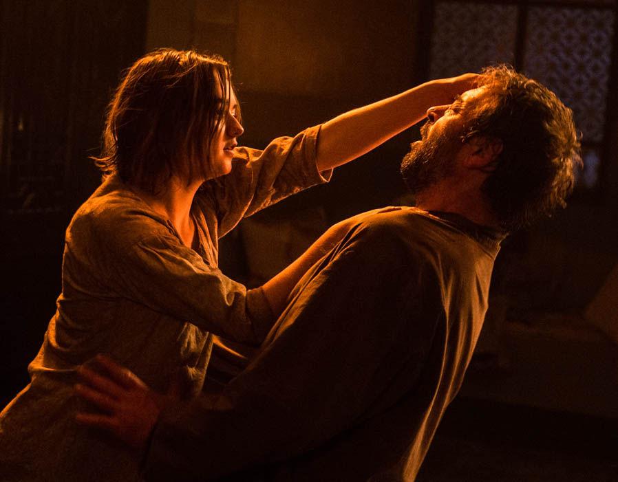 Aký trest dostala od boha mnohých tvárí Arya za to, že zabila Meryna Tranta, čo bola prvá osoba z jej listu?