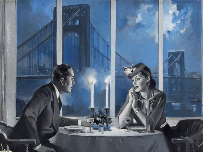 Čo by mal urobiť muž, keď odchádza z reštaurácie v spoločnosti dámy?
