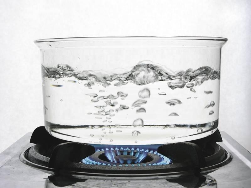 Môže niektorá baktéria prežiť dôkladné prevarenie vody?