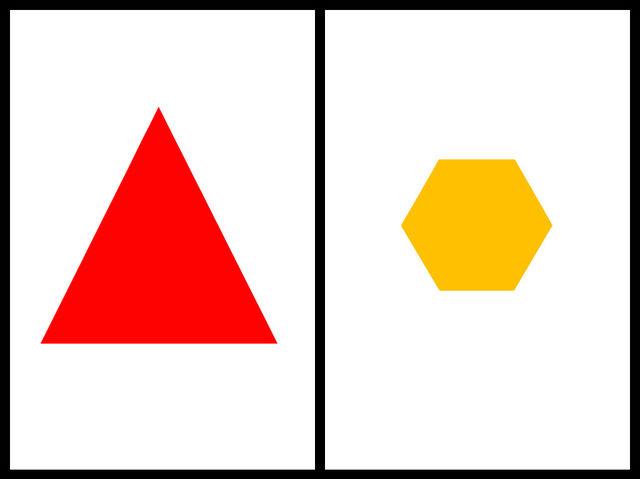 Ktorý tvar má väčšiu plochu?