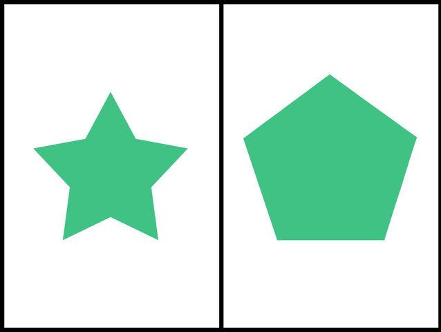 Ktorý tvar má väčší obvod?
