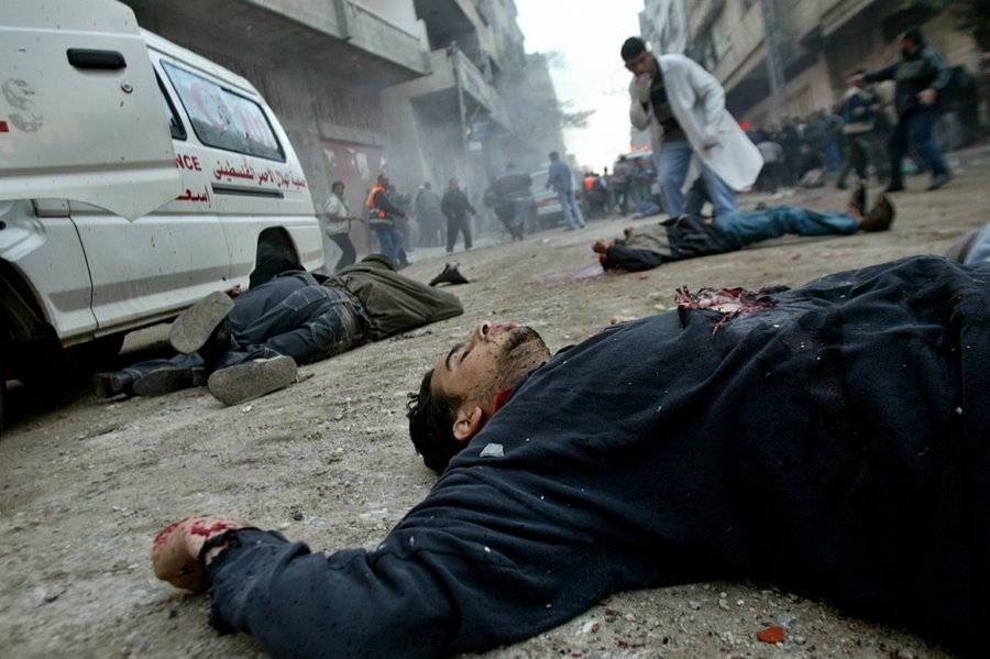 Reuters, Ahmed Jadallah