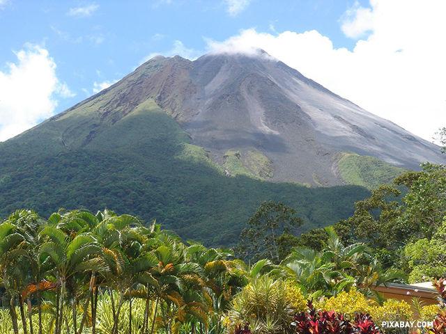 Aká je najväčšia aktívna sopka sveta?