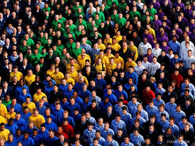 Ktorá krajina má najväčšiu hustotu obyvateľstva na svete?