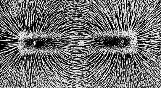 magneticke-pole