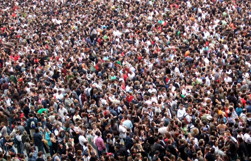 Ktorá krajina je druhá najväčšia na svete podľa počtu obyvateľov?