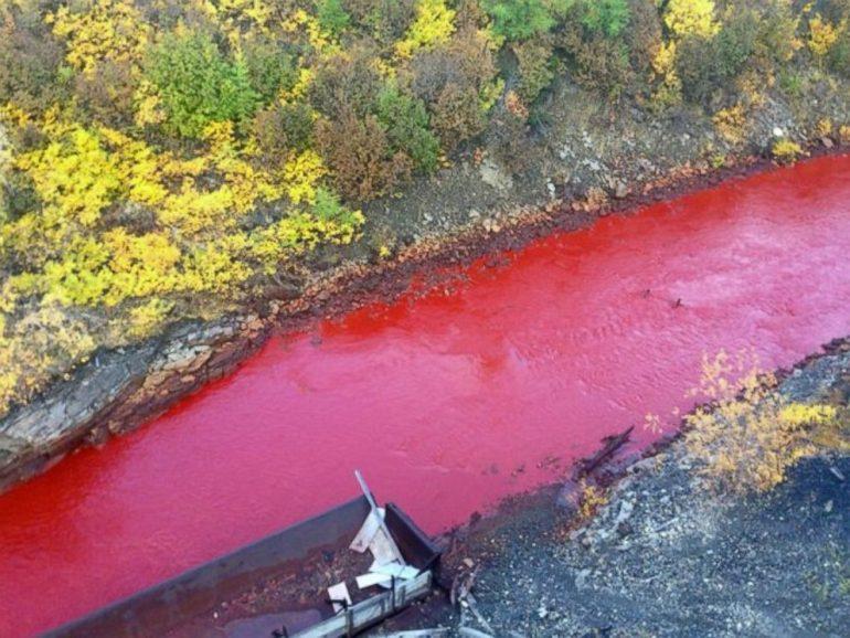rusko-cervena-rieka