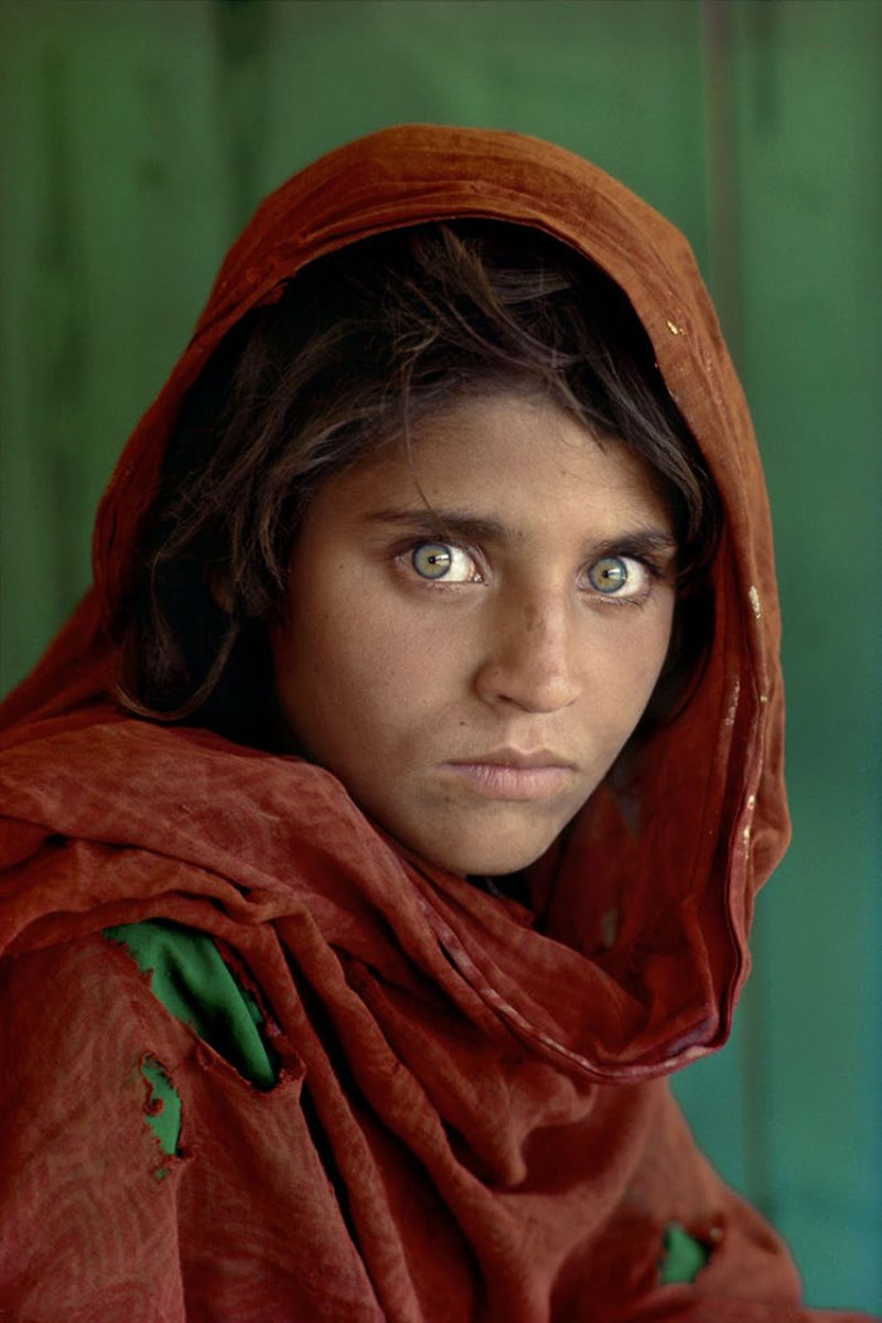 foto: Steve McCurry/National Geographic
