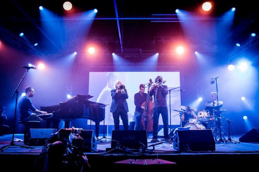 Enrica Ravu Quintet