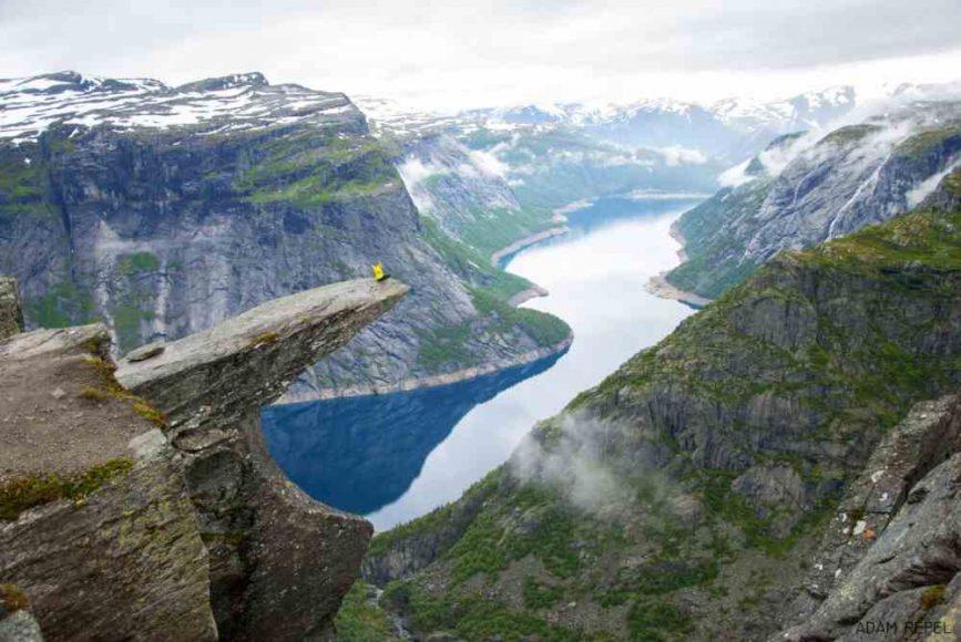 Adam Repel - Nórsko