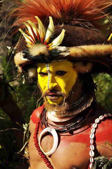 Michal Knitl - Papua Nová Guinea