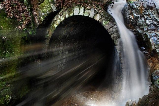 Slavošovský tunel