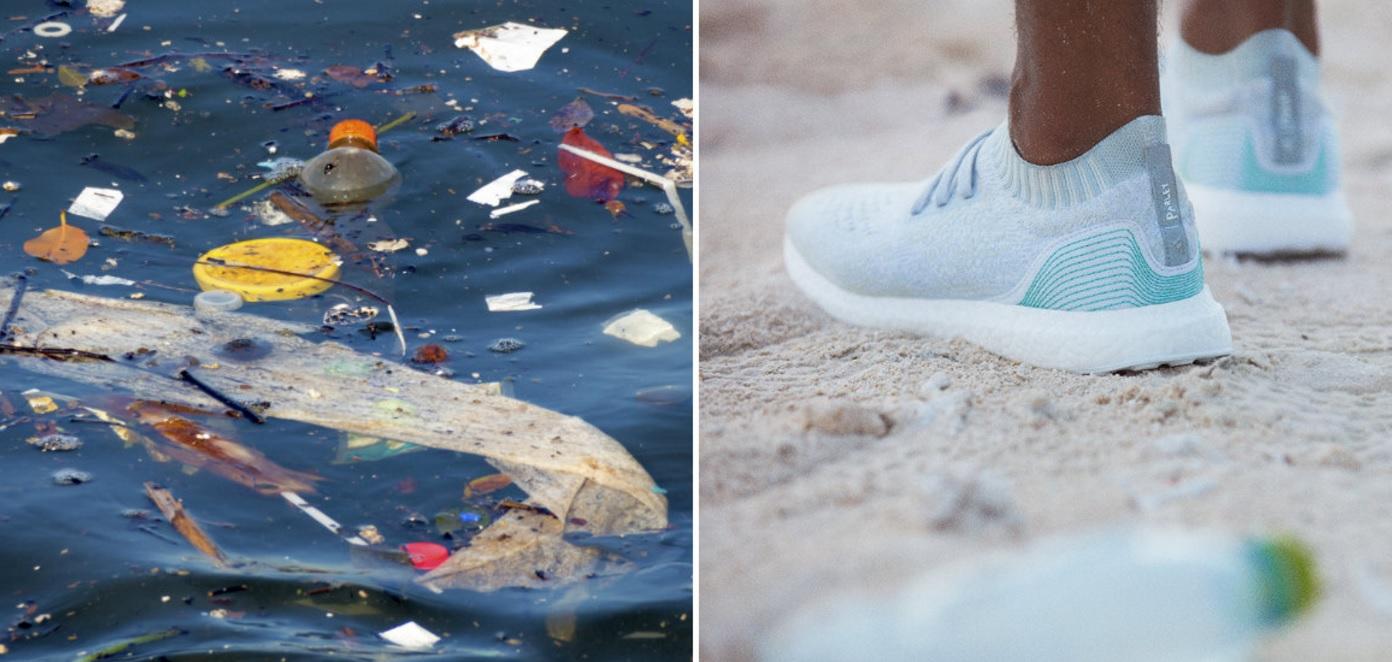 55229a8f8e Nové adidasy budú vyrobené z plastového odpadu z morí a oceánov