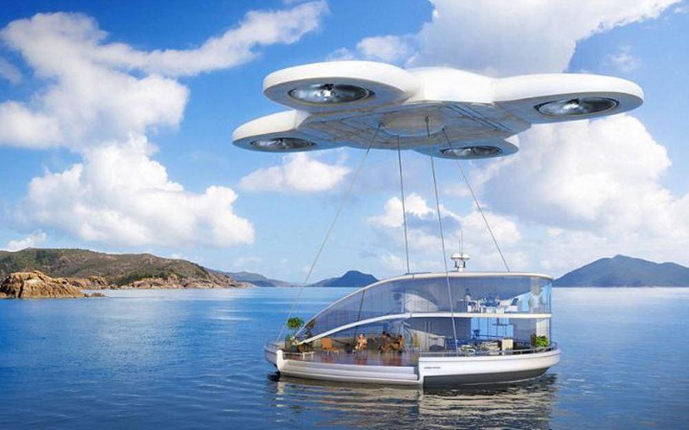 drone-transport-domu