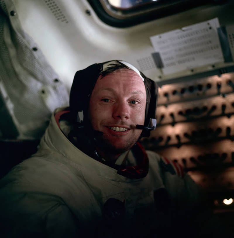 Edwin E. Aldrin, Jr./NASA/Wikimedia Commons