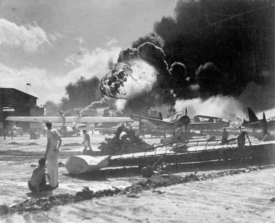 U.S. Navy/National Archives/Wikimedia Commons