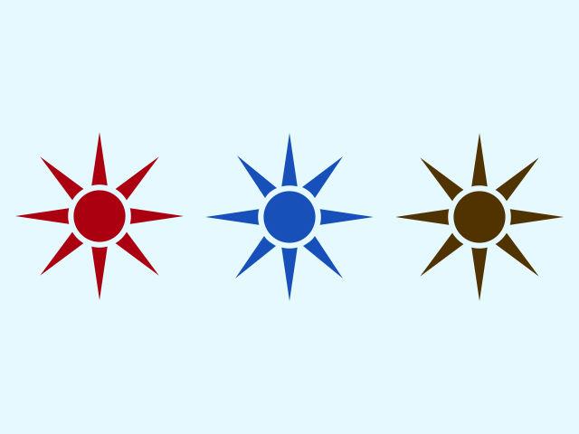 Niektorý z týchto tvarov tu nepatrí. Ktorý?