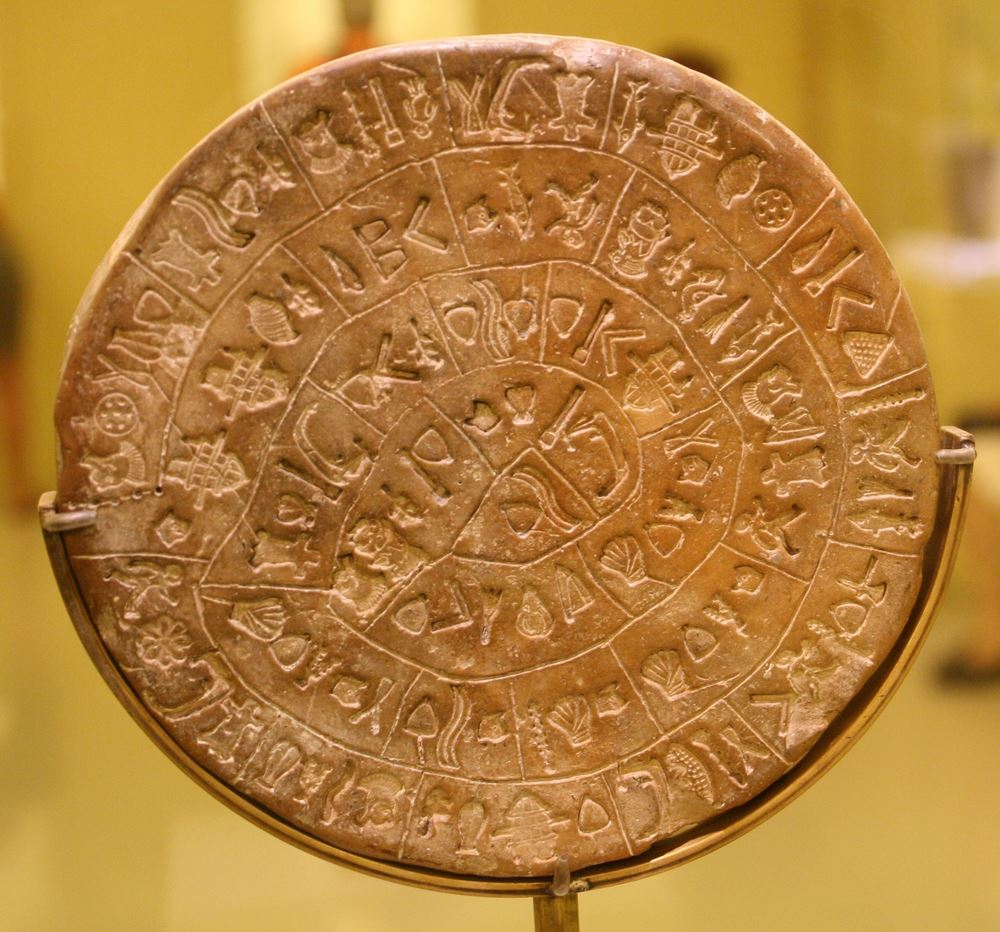 phaistos-disc