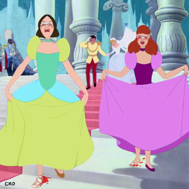 Crystal Ro / BuzzFeed/ Disney