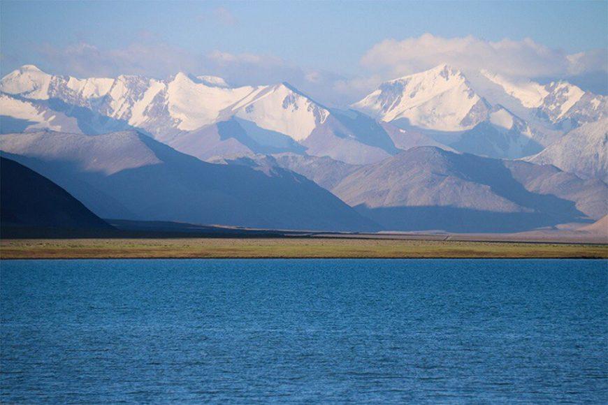 Tadžikistan - jazero Karakul