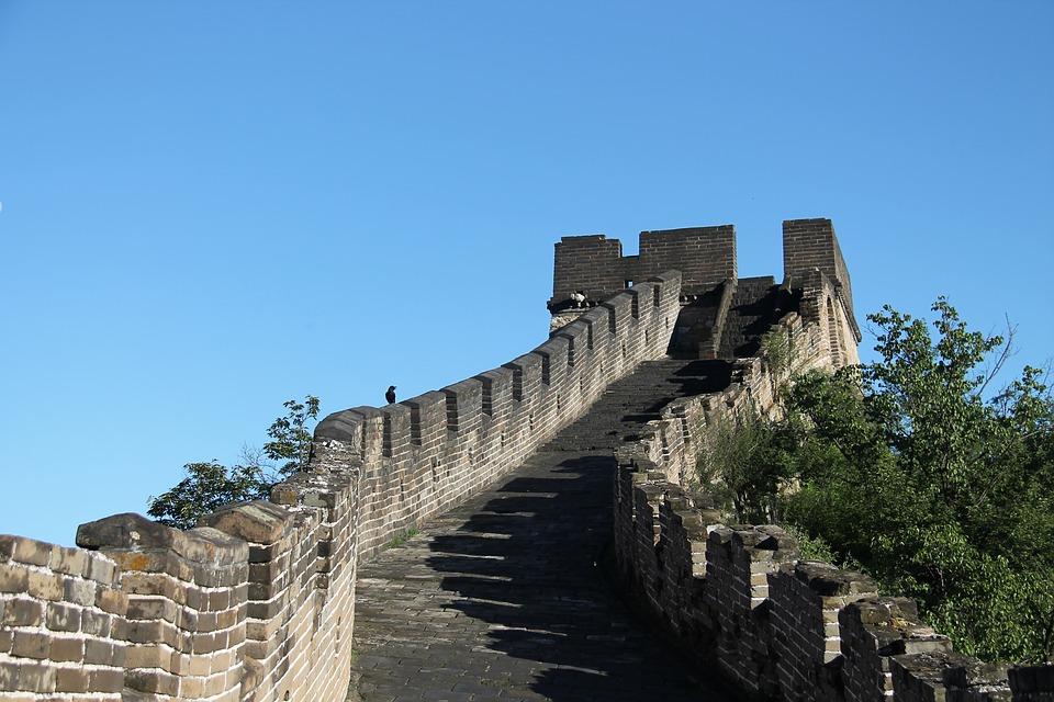 Hlavným mestom Číny je: