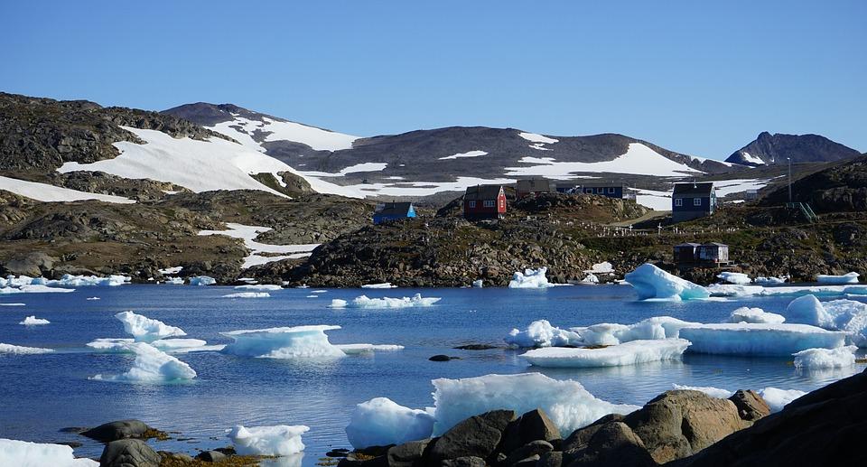 Aké je hlavné mesto Grónska?