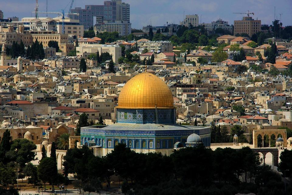 Hlavným mesto Izraela je?