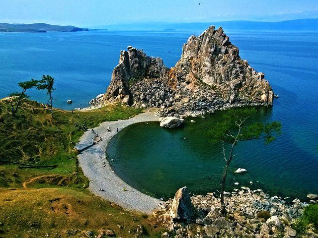 Ktoré jazero sa jedného dňa stane súčasťou oceánu?