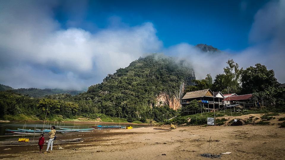 Hlavné mesto Laosu je: