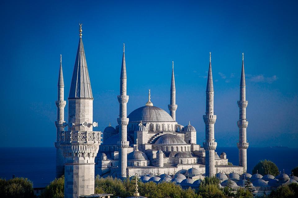 Hlavné mesto Turecka je: