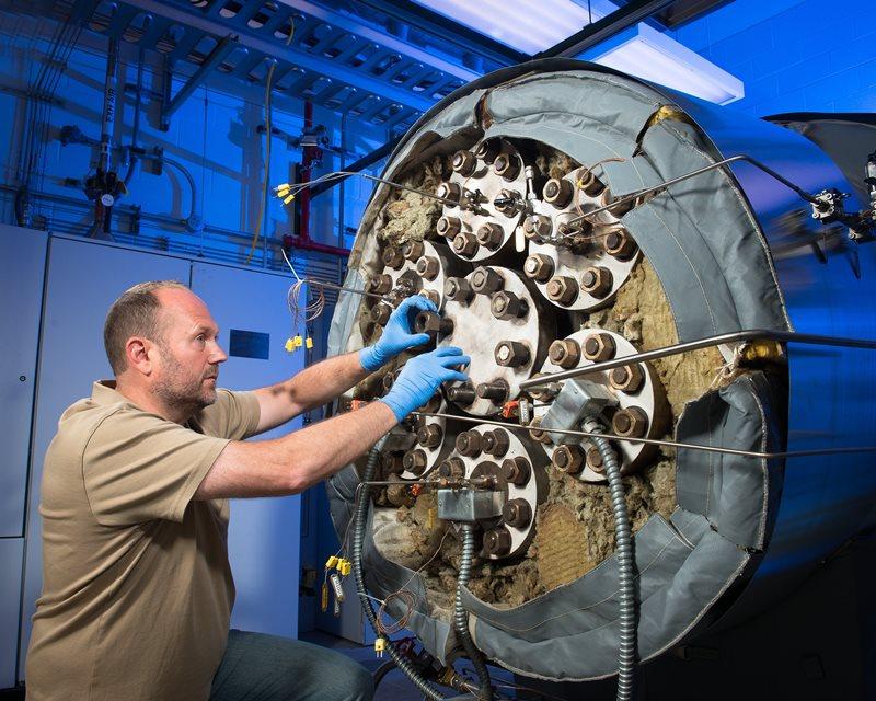 Geer / NASA Glenn Research Center