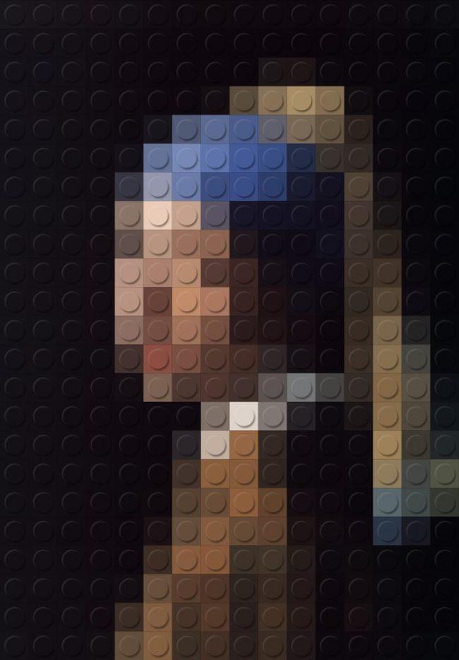 Ako sa volá tento obraz od holandského maliara Jana Vermeera?