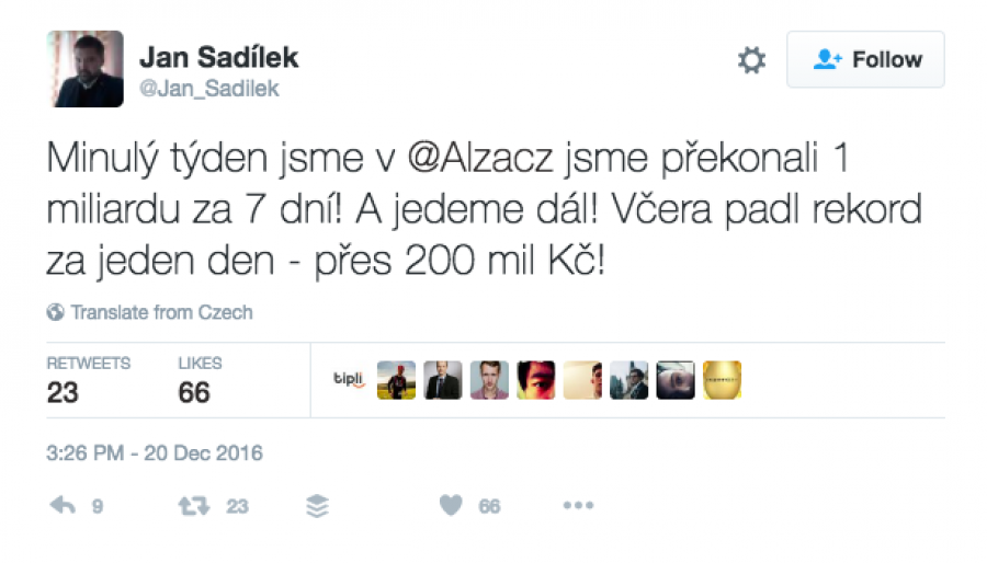 Twitter, blog.sme.sk/Michal Dragan