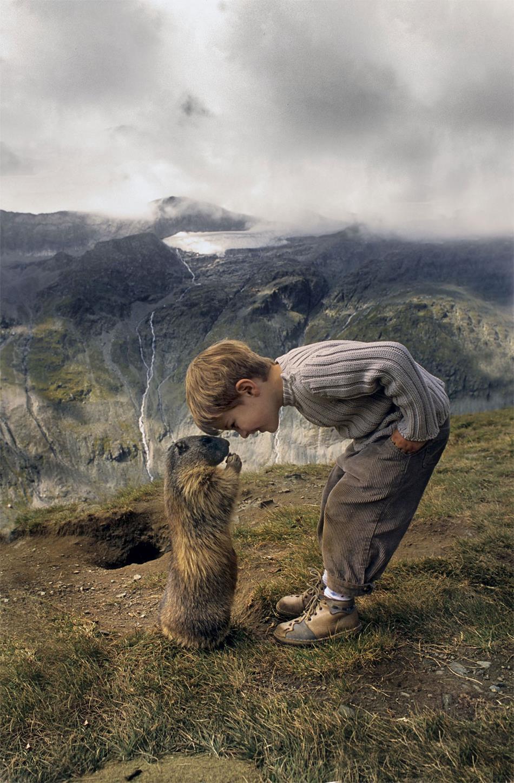 chlapec-priatelstvo