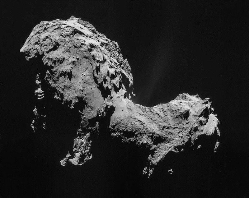ESA/Rosetta/NAVCAM