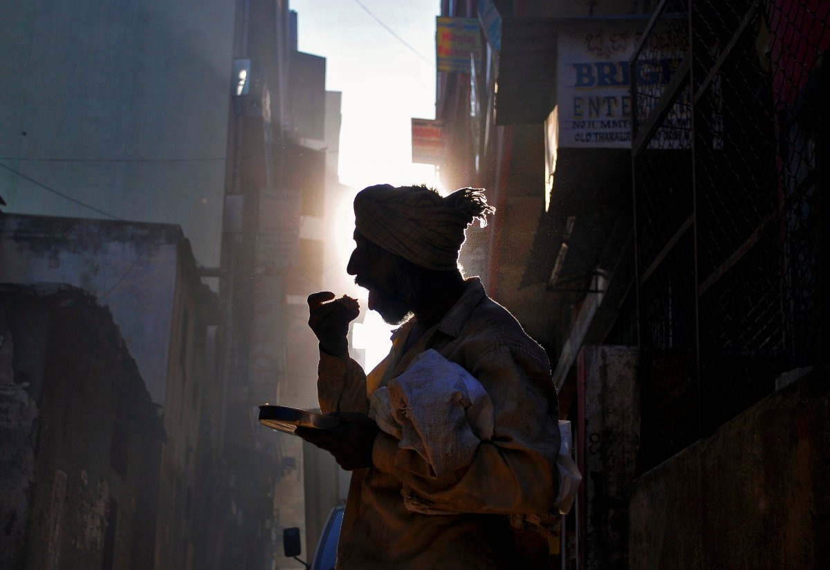 REUTERS/Abhishek N. Chinnappa