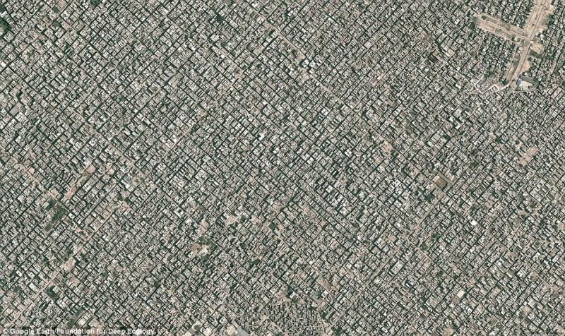 Google Earth/2014 Digital Globe