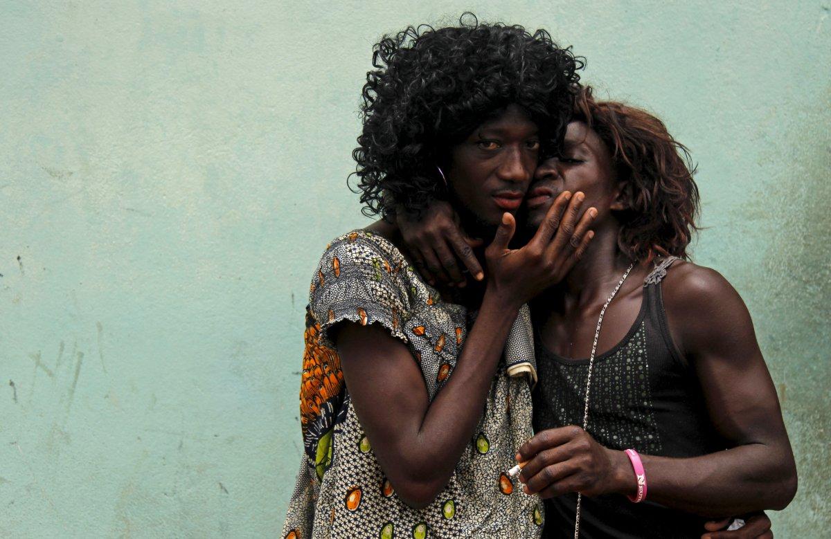 REUTERS/Luc Gnago