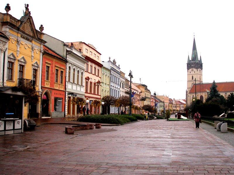 Aké mesto vidíte na fotografii?