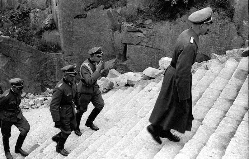 Mauthausen Jeden Z Najkrutejsich Koncentracnych Taborov Kde Vazni